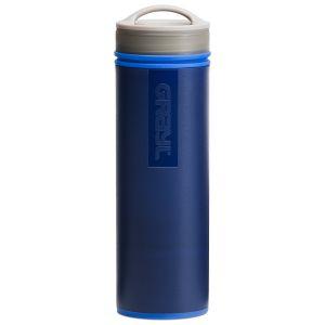 GRAYL bottiglia ultraleggera per purificare acqua + filtro in blu