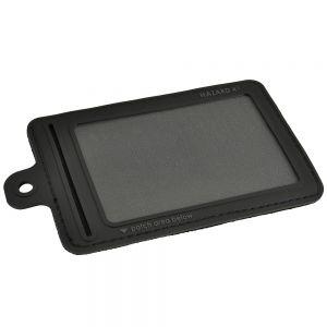 Hazard 4 porta documenti a tessera 3D formato small in nero