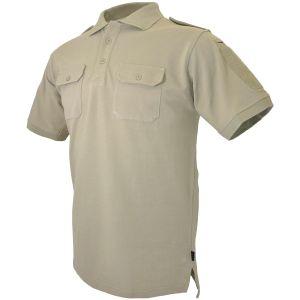 Hazard 4 maglia polo tattica ad asciugatura rapida LEO Uniform Replacement in Tan