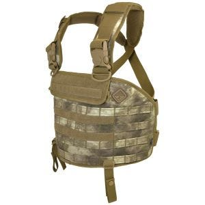 Hazard 4 imbracatura chest rig Frontline con attacchi MOLLE in A-TACS AU
