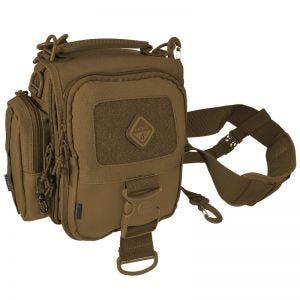 Hazard 4 tracolla mini-messenger bag con tasche nascoste Tonto in Coyote