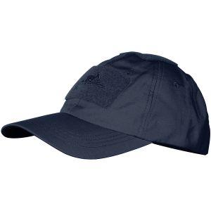 Helikon berretto da baseball tattico in Navy Blue