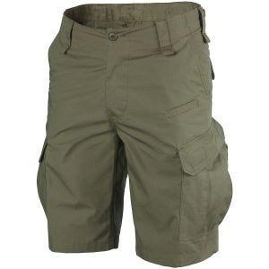 Helikon pantaloni corti CPU in Olive Green