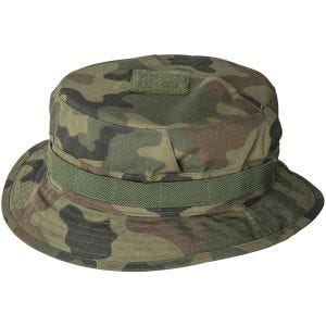 Helikon cappello CPU in Woodland polacco
