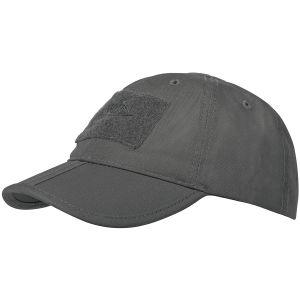 Helikon berretto da baseball ripiegabile in Shadow Grey