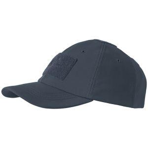Helikon cappellino da baseball tattico invernale in shark skin Navy Blue