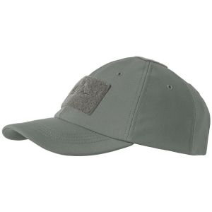 Helikon cappellino da baseball tattico invernale in shark skin Shadow Grey