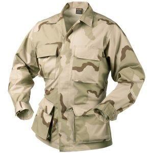 Helikon camicia Genuine BDU in cotone ripstop in Desert a 3 colori