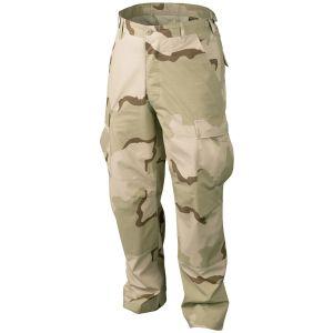 Helikon pantaloni Genuine BDU in cotone ripstop in Desert a 3 colori