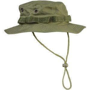 Helikon cappello jungle hat GI in verde oliva