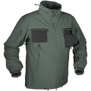 Helikon giacca a vento softshell Cougar in Foliage Green