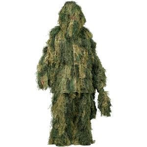 Helikon ghillie mimetico in Digital Woodland
