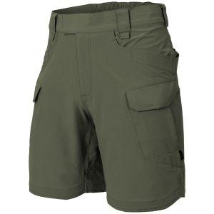 "Helikon Outdoor Tactical Shorts 8.5"" VersaStretch Lite Taiga Green"
