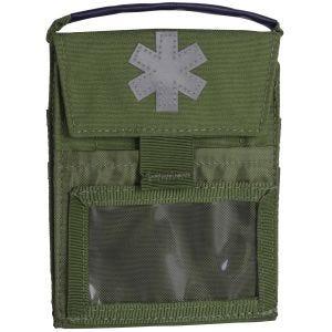 Helikon tasca per kit pronto soccorso in Olive Green