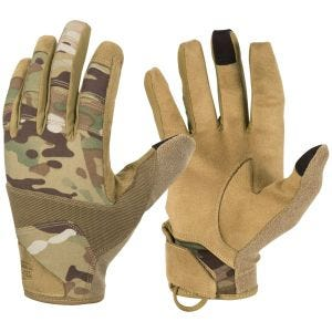 Helikon guanti tattici Hard Range in MultiCam / Coyote