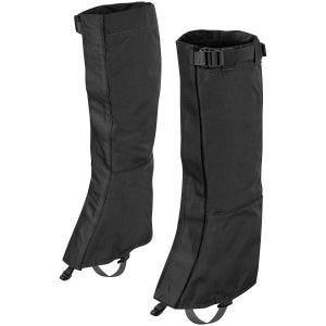 Helikon ghette lunghe Snowfall in nero
