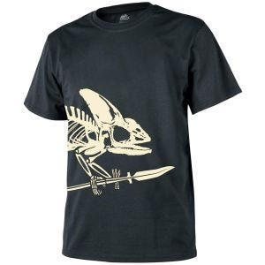 Helikon T-Shirt Full Body Skeleton in nero