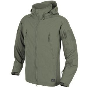 Helikon giacca softshell Trooper in Alpha Green