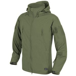 Helikon giacca softshell Trooper in Olive Green
