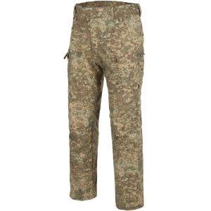 Helikon pantaloni UTP Flex in PenCott Badlands