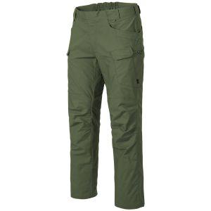 Helikon pantaloni UTP in ripstop in Olive Green