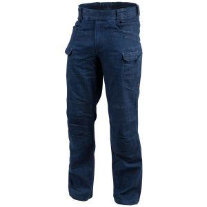 Helikon pantaloni UTP in denim Mid blu scuro