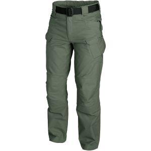 Helikon pantaloni UTP in policotone in Olive Drab