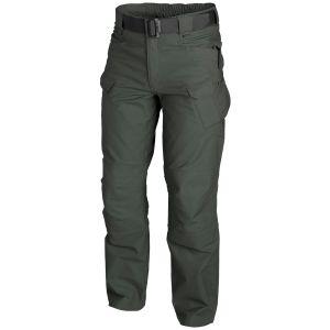 Helikon pantaloni UTP in policotone in Jungle Green