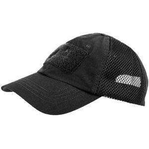 Helikon berretto da baseball tattico con prese d'aria in nero
