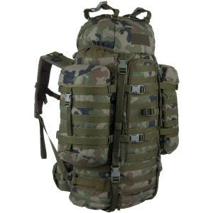 Wisport zaino Wildcat 65L in Woodland polacco