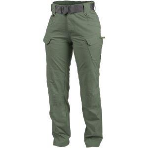 Helikon pantaloni UTP da donna in RipStop in Olive Drab