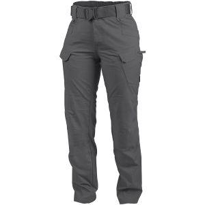 Helikon pantaloni UTP da donna in RipStop in Shadow Grey