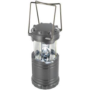 Highlander lanterna pieghevole a 7 LED in grigio