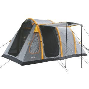 Highlander tenda Aeolus 4 in Rock Grey