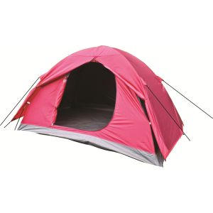 Highlander tenda Birch 2 in Rumba Red/Tango Red