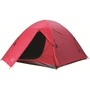 Highlander tenda Birch 3 Rumba Red/Tango Red