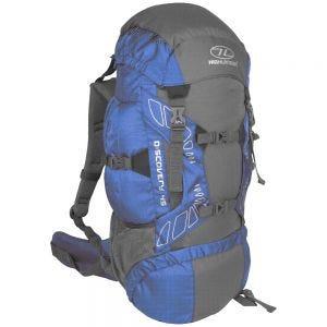 Highlander zaino Discovery 45 in blu