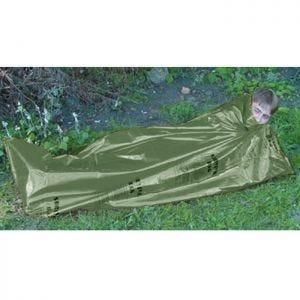 Highlander sacco di sopravvivenza in caso di emergenza in verde oliva