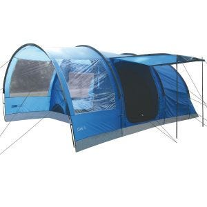 Highlander tenda da campeggio Oak 6 in Imperial Blue