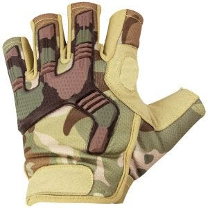 Highlander guanti senza dita Raptor in HTMC