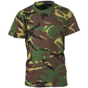 Highlander T-Shirt britannico in DPM