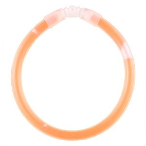 """Illumiglow 7,5"""" polsino da 19 cm in arancione"""