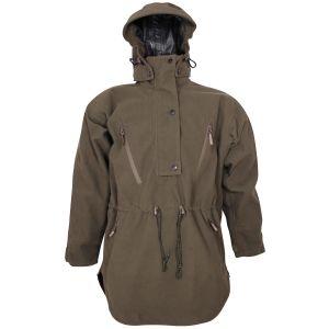 Jack Pyke giacca smock Argyll in marrone