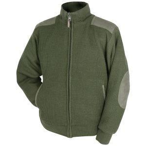 Jack Pyke maglione Countryman in verde Hunter