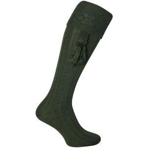 Jack Pyke calzettoni da caccia lisci in verde