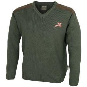 Jack Pyke maglione da caccia in verde Hunter