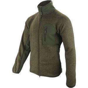 Jack Pyke giacca in maglia Weardale in verde