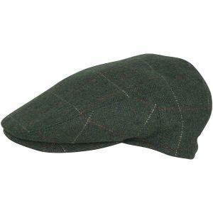 Jack Pyke basco in misto lana in Green Check