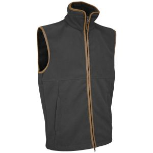 Jack Pyke gilet Countryman in pile in Anthracite
