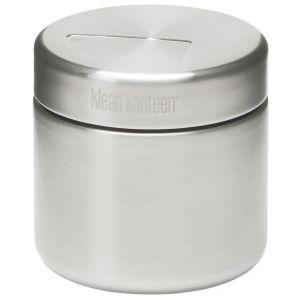 Klean Kanteen contenitore per alimenti 473ml in acciaio inox spazzolato